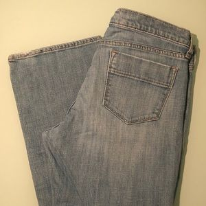Woman's old navy sweetheart jeans